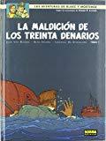 Portada de BLAKE Y MORTIMER 19: LA MALDICION DE LOS TREINTA DENARIOS (TOMO 1)
