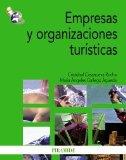 Portada de EMPRESAS Y ORGANIZACIONES TURÍSTICAS (ECONOMIA Y ADMINISTRACION EMPR)