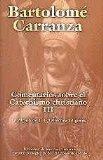 Portada de COMENTARIOS SOBRE EL CATECHISMO CHRISTIANO. III
