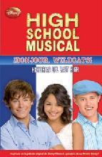 Portada de ¡BONJOUR, WILDCATS! (HIGH SCHOOL MUSICAL)
