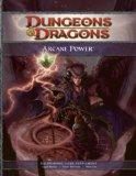 Portada de ARCANE POWER: A 4TH EDITION D&D SUPPLEMENT (DUNGEONS & DRAGONS) BY EYTAN BERNSTEIN, PETER LEE, LOGAN BONNER (2009) HARDCOVER