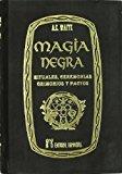 Portada de EL LIBRO DE LA MAGIA NEGRA Y DE LOS PACTOS DEMONIACOS