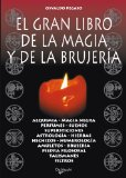 Portada de EL GRAN LIBRO DE LA MAGÍA Y DE LA BRUJERÍA
