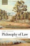 Portada de PHILOSOPHY OF LAW