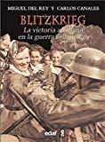 Portada de BLITZKRIEG: LA VICTORIA ALEMANA DE LA GUERRA RELAMPAGO