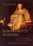 Portada de REMBRANDT'S READING: THE ARTIST'S BOOKSHELF OF ANCIENT POETRY AND HISTORY