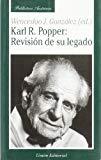 Portada de KARL R. POPPER: REVISION DE SU LEGADO