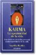 Portada de KARMA, LA OPORTUNIDAD DE LA VIDA