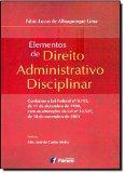Portada de ELEMENTOS DE DIREITO ADMINISTRATIVO DISCIPLINAR (EM PORTUGUESE DO BRASIL)