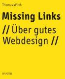 Portada de MISSING LINKS: ÜBER GUTES WEBDESIGN