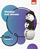 Portada de EP 4 - SOCIALES (INGLES) - WEATHER AND CLIMATE - SOCIAL SCIENCE MODULAR