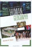 Portada de ENCYCLOPEDIA OF HUMAN GEOGRAPHY