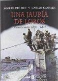 Portada de UNA JAURIA DE LOBOS