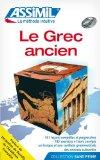 Portada de LE GREC ANCIEN