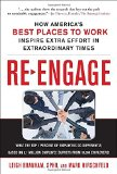 Portada de RE-ENGAGE: HOW AMERICA'S BEST PLACES TO WORK INSPIRE EXTRA EFFORT THROUGH EXTRAORDINARY TIMES