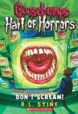 Portada de GOOSEBUMPS HALL OF HORRORS #5: DON'T SCREAM! BY STINE, R.L. (2012) PAPERBACK