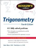 Portada de SCHAUM'S OUTLINE OF TRIGONOMETRY, 4TH ED. (SCHAUM'S OUTLINE SERIES) 4TH (FOURTH) EDITION BY MOYER, ROBERT, AYRES, FRANK PUBLISHED BY MCGRAW-HILL (2008)
