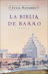Portada de LA BIBLIA DE BARRO