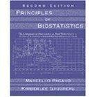 Portada de PRINCIPLES OF BIOSTATISTICS