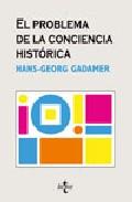 Portada de EL PROBLEMA DE LA CONCIENCIA HISTORICA