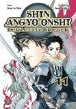 Portada de SHIN ANGYO ONSHI - DER LETZTE KRIEGER 11