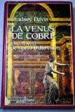 Portada de LA VENUS DE COBRE