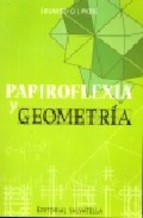 Portada de PAPIROFLEXIA Y GEOMETRIA
