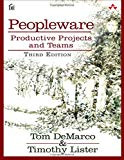 Portada de PEOPLEWARE: PRODUCTIVE PROJECTS AND TEAMS