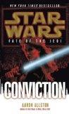 Portada de CONVICTION: STAR WARS (FATE OF THE JEDI)