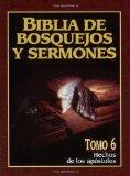 Portada de BIBLIA DE BOSQUEJOS Y SERMONES: HECHOS = ACTS (BIBLIA DE BOSQUEJOS Y SERMONES BIBLIA DE BOSQUEJOS Y SERMONE)