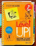 Portada de LEVEL UP!: THE GUIDE TO GREAT VIDEO GAME DESIGN BY ROGERS, SCOTT (2014) PAPERBACK