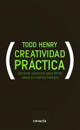 Portada de CREATIVIDAD PRÁCTICA (EBOOK)