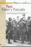 Portada de CON PASO FIRME Y PAUSADO