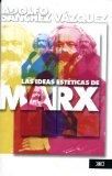 Portada de LAS IDEAS ESTETICAS DE MARX