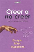 Portada de CREER O NO CREER: HACIA UNA SOCIEDAD LAICA
