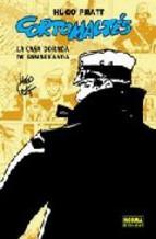 Portada de CORTO MALTES: LA CASA DORADA DE SAMARKANDA