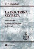 Portada de LA DOCTRINA SECRETA: SINTESIS DE LA CIENCIA, LA RELIGION Y LA FILOSOFIA