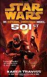Portada de STAR WARS 501ST: AN IMPERIAL COMMANDO NOVEL (STAR WARS (DEL REY))