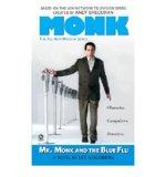 Portada de MR. MONK AND THE BLUE FLU (MONK 3)