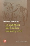 Portada de LA AVENTURA DEL HOMBRE NATURAL Y CIVIL