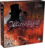 Portada de LETTERS FROM WHITECHAPEL: A JACK THE RIPPER BOARD GAME