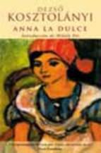 Portada de ANNA LA DULCE