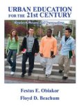 Portada de URBAN EDUCATION FOR THE 21ST CENTURY: RESEARCH, ISSUES, AND PERSPECTIVES