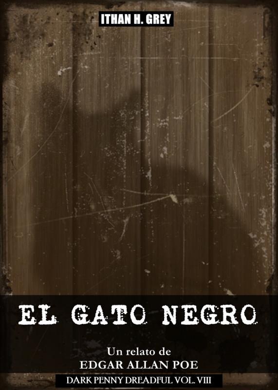 Portada de EL GATO NEGRO