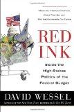 Portada de RED INK: INSIDE THE HIGH-STAKES POLITICS OF THE FEDERAL BUDGET