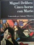 Portada de CINCO HORAS CON MARIO