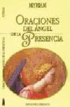 Portada de ORACIONES DEL ANGEL DE LA PRESENCIA