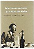 Portada de LAS CONVERSACIONES PRIVADAS DE HITLER, 1941-1944