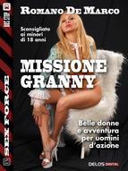 Portada de MISSIONE GRANNY (EBOOK)
