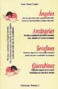 Portada de ANGELES, ARCANGELES, SERAFINES Y QUERUBINES